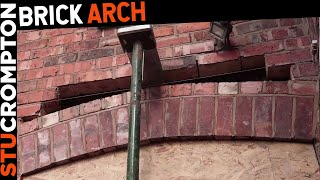 Building Segmental Brick Arch
