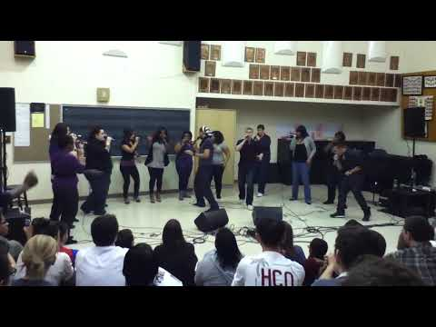 Beautiful People/Party Rock Anthem/Domino by Tiffin University