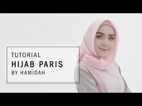 Tutorial Hijab 2017 - Tutorial Hijab Paris by Hamidah Rachmayanti