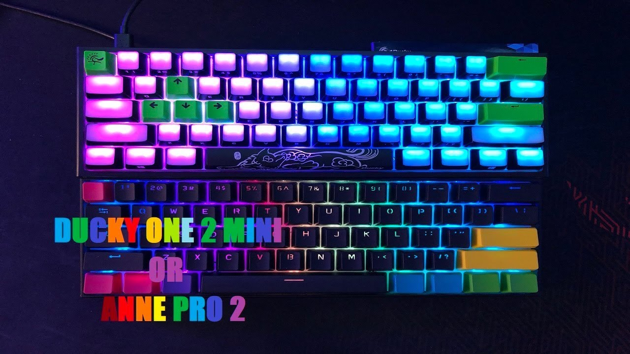 Ducky One 2 Mini Or Anne Pro 2