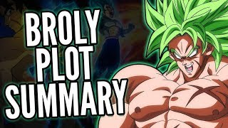 Dragon Ball Super Broly Movie PLOT REVEALED - SPOILERS