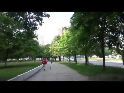 #159.Киев.Просто гуляем....цветущие каштаны