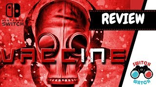 Vaccine Nintendo Switch Review - Resident Evil Inspired Indie Game (Video Game Video Review)