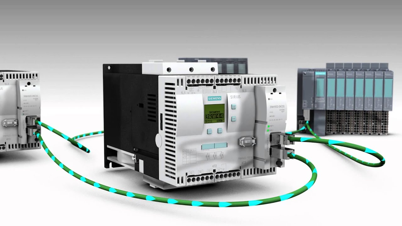 maxresdefault sirius soft starter 3rw44 with profinet youtube siemens soft starter 3rw40 wiring diagram at gsmx.co