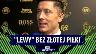 """Lewandowski Bez Złotej Piłki. """"plebiscyty Rządzą Się Swoimi Prawami"""""""