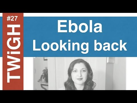 Ebola: One Year Later