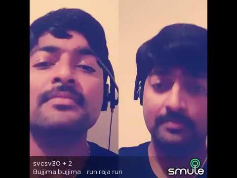 Bujjimaa bujjimaa - Run Raja Run