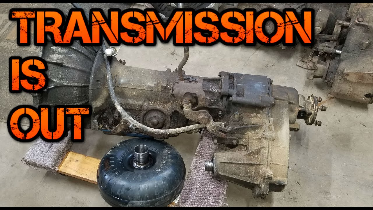 1988 Ford Bronco 2 Additional Information and C4 Automatic Transmission  Removal - YouTubeYouTube