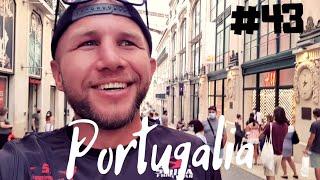 Witam w Lizbonie stolicy PORTUGALII ! Kolejne przygody na lotnisku...