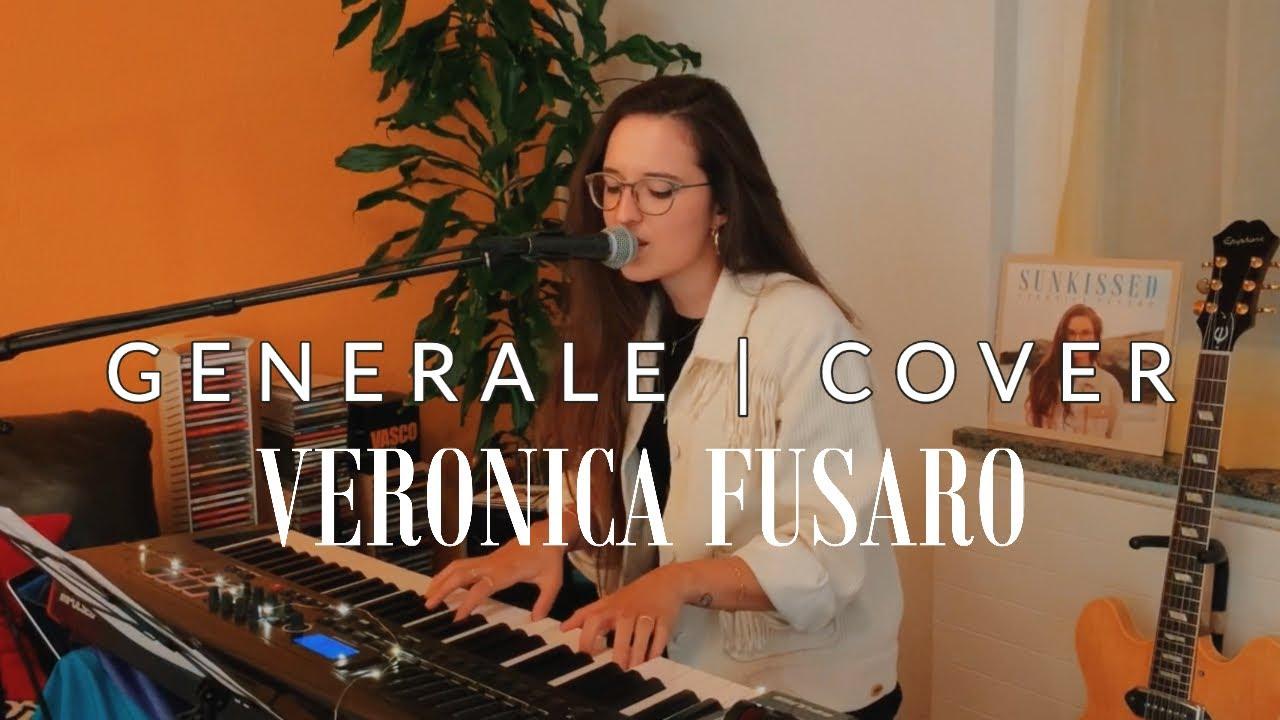 Veronica Fusaro - Generale by Francesco De Gregori (cover)