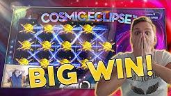 BIG WIN!!!! Cosmic Eclipse Big win - Casino - Huge Win (Online Casino)