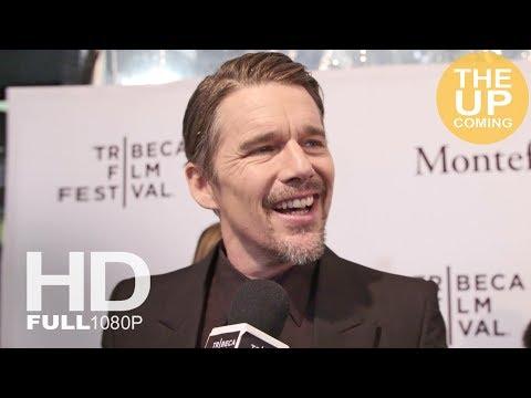 Ethan Hawke interview at Stockholm premiere - Tribeca Film Festival 2018