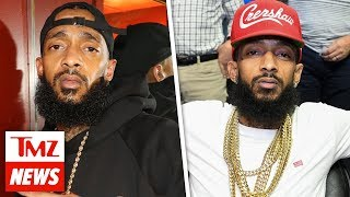 Nipsey Hussle Was Secretly Under Investigation for Alleged Gang Activity   TMZ NEWSROOM TODAY