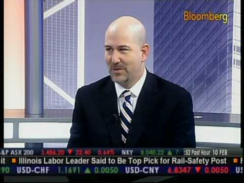 Alan VanderMolen on Bloomberg TV - Trust in Asia Pacific