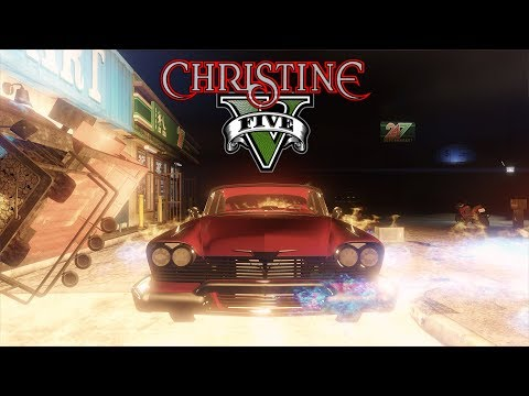 Christine   GTA V Mod