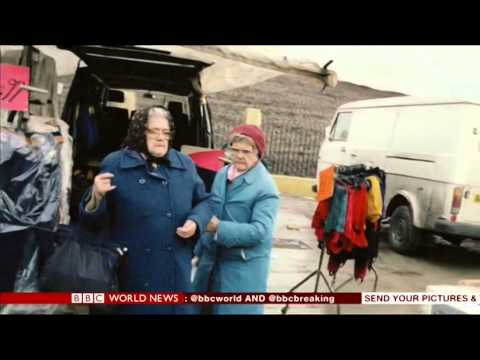 BBC World News What do artists do all day