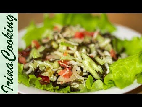 Салат из Морской Капусты с Овощами 🍀 ПП ✧ Ирина Кукинг