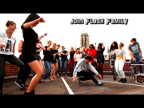 Join FLASH FAMILY