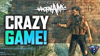 MY CRAZIEST GAME!! | Rising Storm 2: Vietnam Gameplay