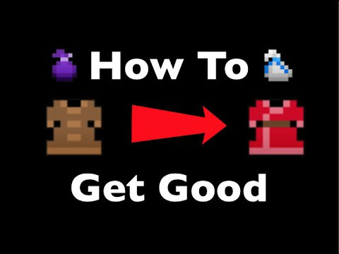 How To Get Good At RotMG