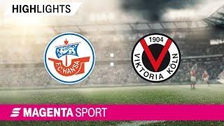 Hansa Rostock - FC Viktoria Köln | Spieltag 1, 19/20 | MAGENTA SPORT