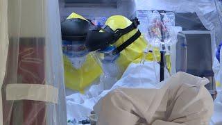 La pandemia de coronavirus suma su segunda cifra diaria más alta