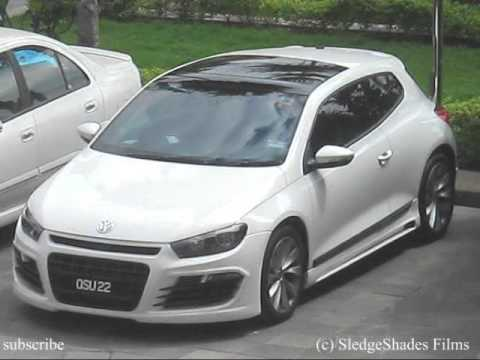 in view presents vw scirocco wide body kit youtube. Black Bedroom Furniture Sets. Home Design Ideas