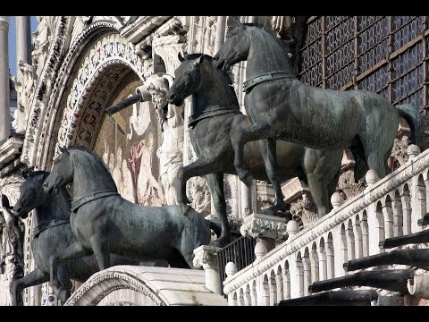 Plunder, war, and the Horses of San Marco