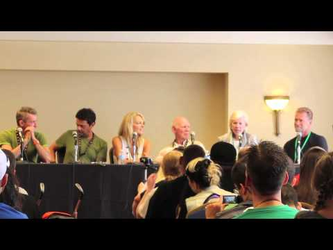 Portraying the Masters of the Universe Power-Con 2013 Panel W/ Cam Clarke, Alan Oppenheimer & More!
