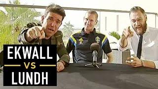 Ewall vs Lundh: Med Robin Olsen - TV4 Sport