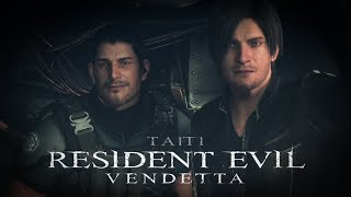 Resident evil Vendetta. Story