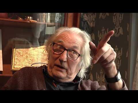 Portret van Vlieland: Dirk Bruin