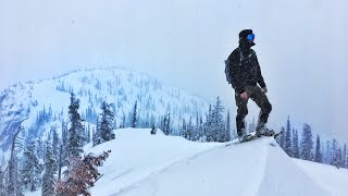 HOW NOT TO DO IT | Snowshoeing Adventure in Extreme Conditions