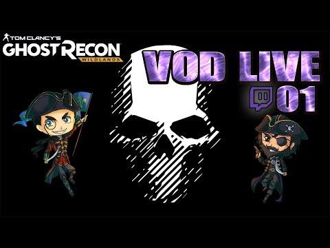[VOD FR] L'agence pastafariste, à votre service - Playthrough live Ghost Recon Wildlands #01