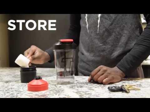 Titan Mixer Bottle Video Thumbnail