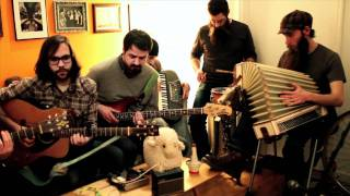 """Tan Vampires - """"Digital Rot (live acoustic on Big Ugly Yellow Couch)"""""""