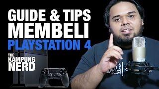 Guide & Tips Membeli Playstation 4 (Malaysia Edition) | The Kampung Nerd