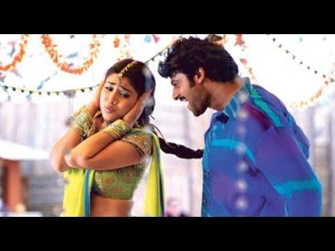 Chatrapathi Telugu Movie !! Gundu Sudhi Song With Lyrics !! Prabhas, Shreya
