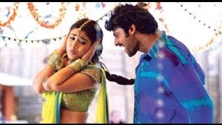 Chatrapathi Telugu Movie !! Gundu Sudhi Song With Lyrics !! Prabhas, Shreya