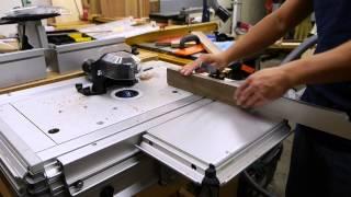 Festool Cabinet Basics - Beaded Drawer Front Part 2