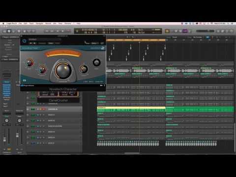 In the studio with: Shanahan & APEK [Broken Souls Studio Walkthrough]
