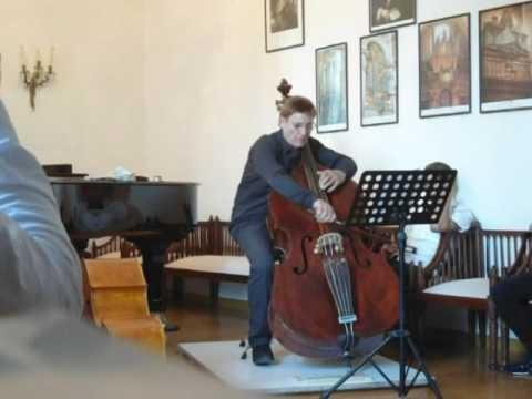 J. Massenet  E'lègie Vincenzo Quero Bari Conservatorio di musica N. Piccinni