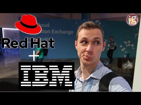 Inside IBM's Red Hat Acquisition - IBM Cloud Innovation Exchange 2019