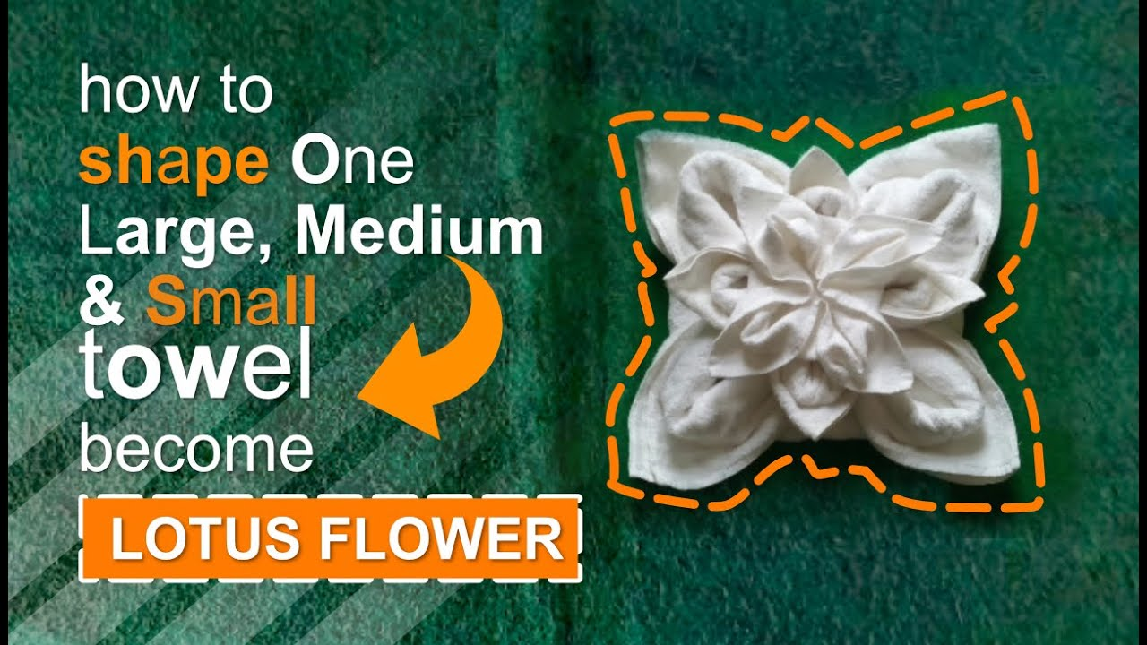 how to create a flower origami