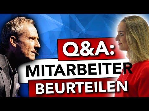 [Q&A] Ideale MITARBEITER finden und beurteilen!? | Geduldig: JA oder NEIN?