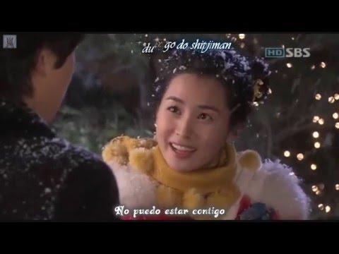 My girl (Travesurade Amor) Sang uh reul  sarang han in uh - Park Hee Kyung Ver. 1 (Sub esp+Karaoke)