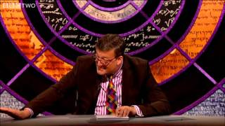 Bird Recognition - QI - Series 10 Episode 1 - BBC Two