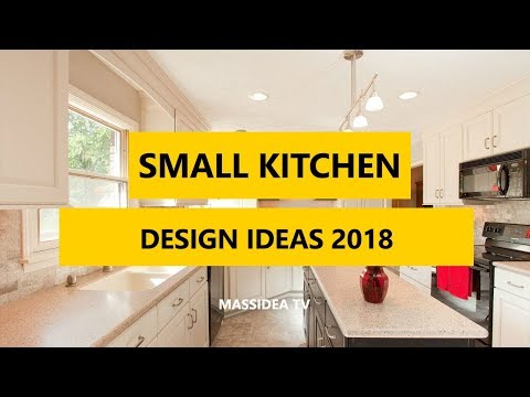 50+ Best Small Kitchen Design Ideas for Small Space 2018