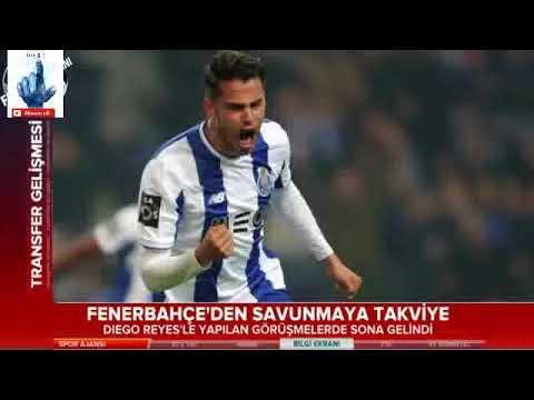 Fenerbahçe Diego Reyes transferi. Frey transferinde son dakika