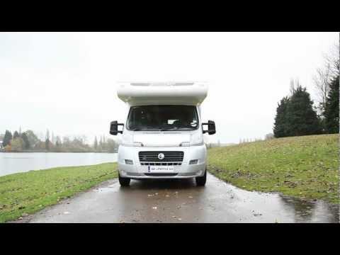 Brilliant Swift Escape 664 - 2013 Model Motorhome Demonstration Video HD   Repeatvid